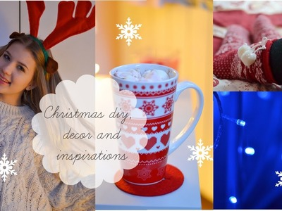 Christmas diy, decor and inspirations!