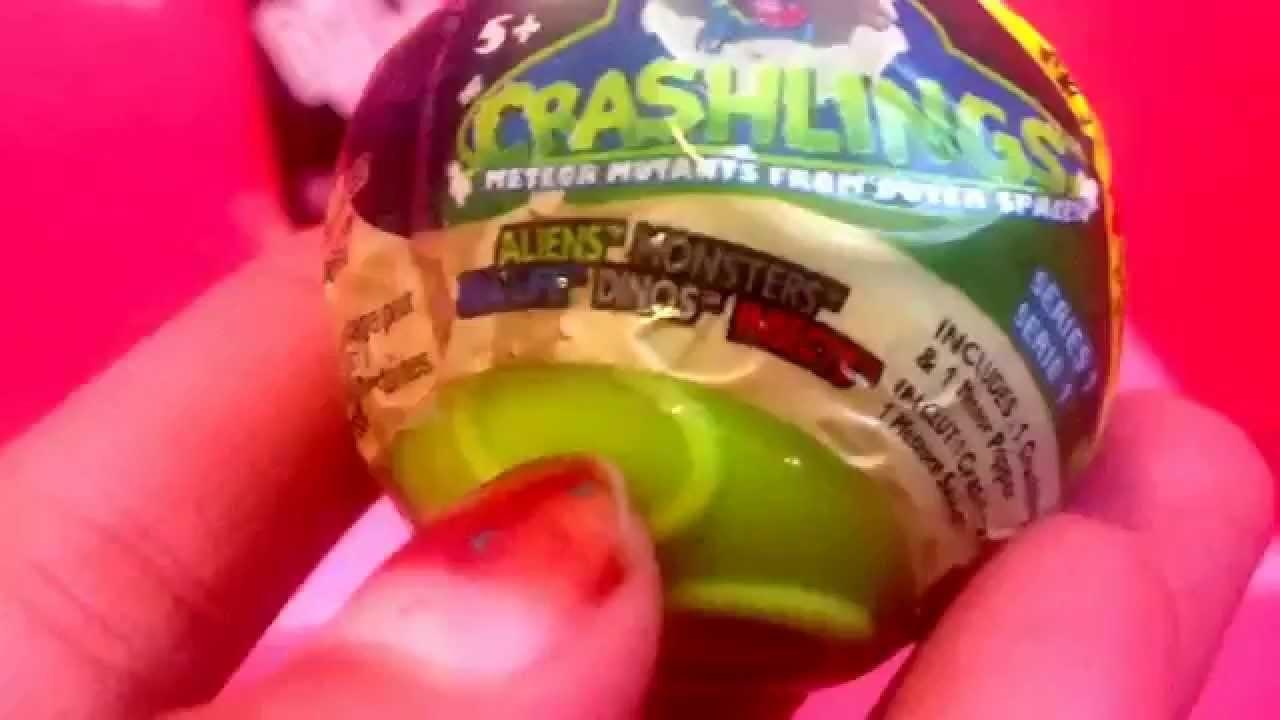 Crashlings And Rainbow Loom!
