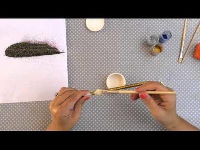 Decorar lápices. DIY. Manualidades