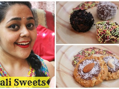 DIY: 2 Quick & Easy Diwali Sweets 2015