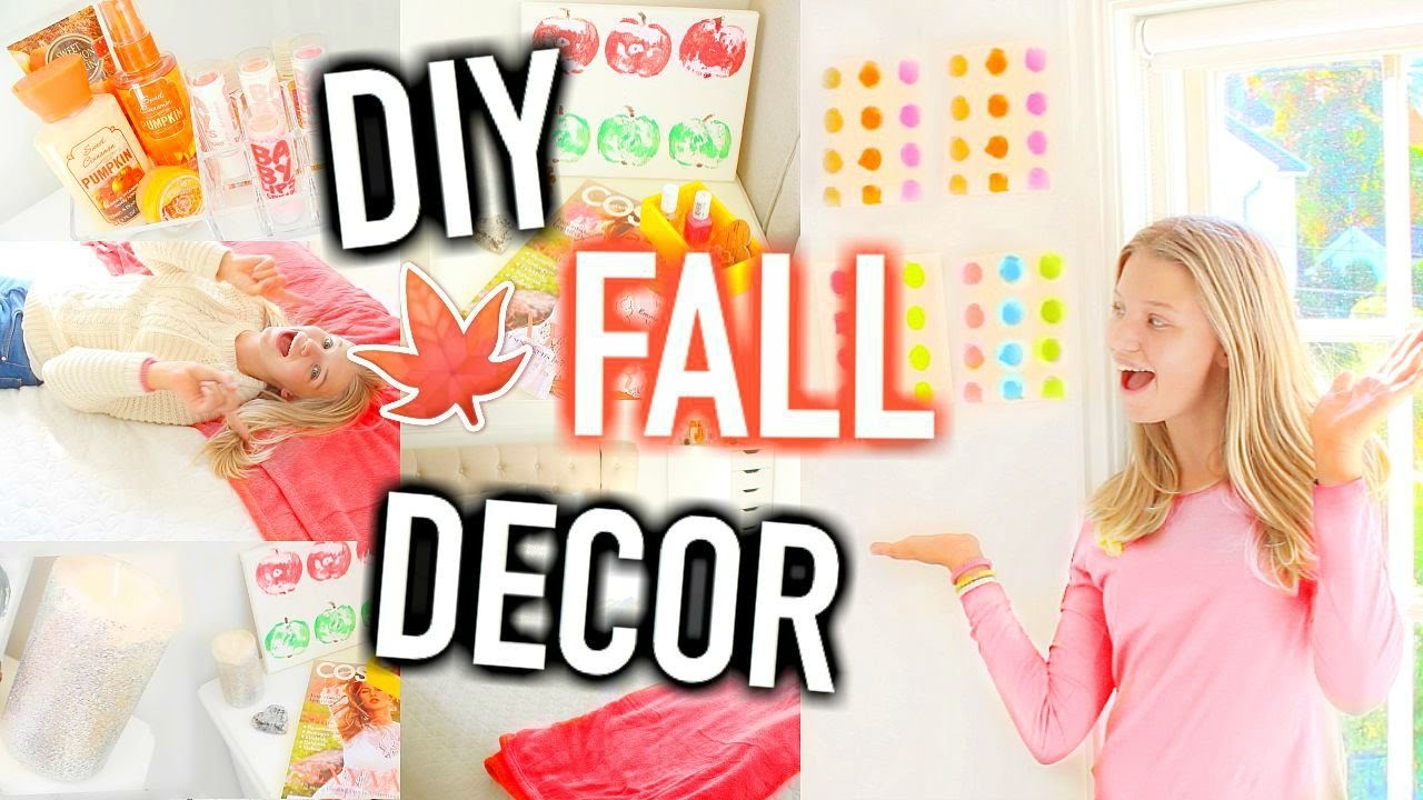 Diy Fall Room Decor Easy Ways To Make Your Room Cozy