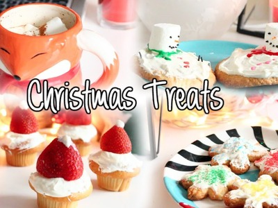 Easy Holiday Treats and Christmas Snacks DIY with TheClassyItGirl #LAURIDAYS | Laurie Martel
