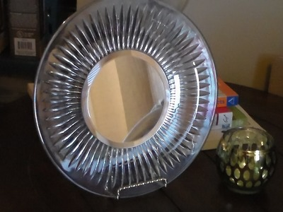~Holiday DIY~ Cheap and Easy Decorative Mirror