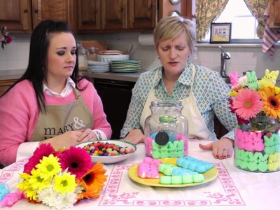 Mary & Martha - DIY for Easter Centerpiece