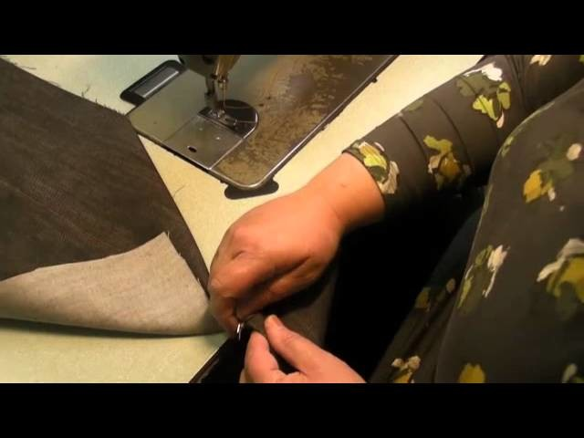 Sewing Tutorial - How to make Jeans  - Part 2 - The Back