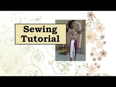 Sewing Tutorial: Make a Harlequin Costume for Barbie Dolls