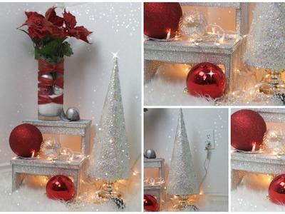 Super facil y economica decoracion para Navidad | 2do dia de navidad | DIY Christmas tree