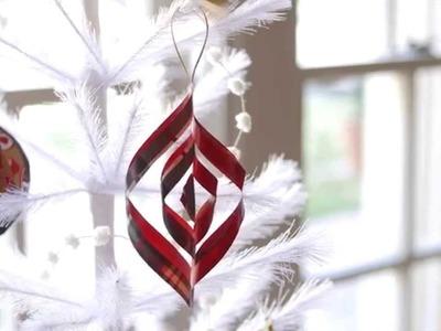Will Brown, Hallmark Designer: DIY Christmas Ornaments