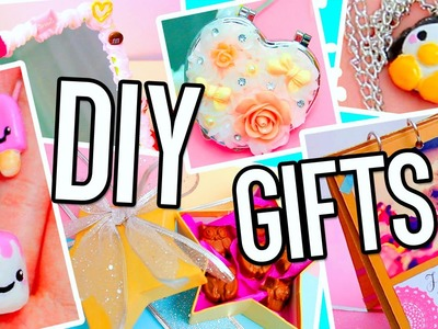 DIY Christmas Gifts Ideas! Make your own cute & cheap presents: for BFF, parents, boyfriend.