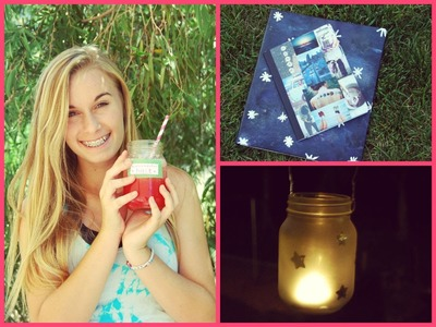 ☼ DIY DAYS: 3 Fun Summer DIY's! Ep #5 ☼