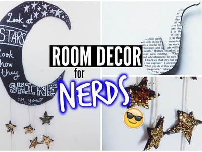 DIY Room Decor for Nerds + Fans | DIYS you NEED to try!