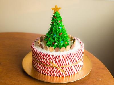 How To Make A Christmas Cake!