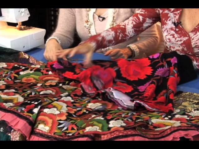 Power Sewing WebTV Preview Episode 80: Circle Skirt