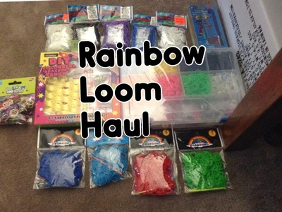 Rainbow Loom Follow Me Around Video