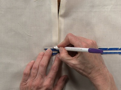 Sewing a Lapped Zipper  |  National Sewing Circle