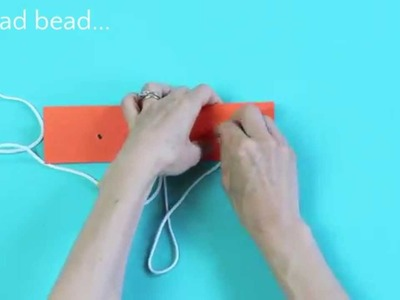String and Bead Puzzle
