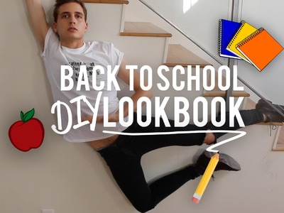 BACK TO SCHOOL DIY LOOKBOOK