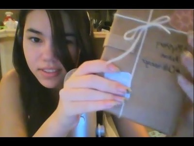 Brown Paper Packages Tied Up With String - Beautifully Whispered ASMR