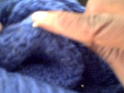 Crochet: How to close hole in circle or beanie - no sewing