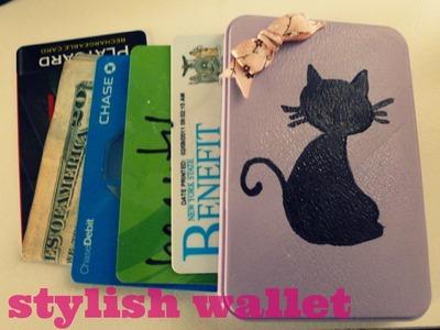 Decora tu billetera facil