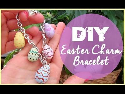 DIY Easter Charm Bracelet