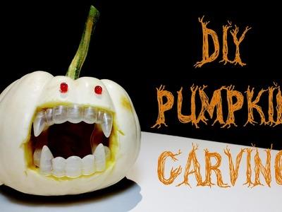 DIY Easy to Curve Pumpkin Designs