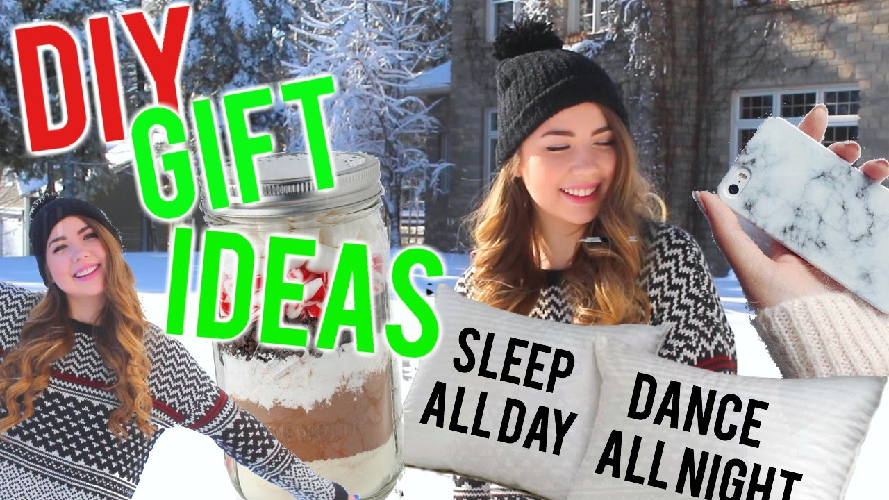 DIY Holiday Gift Ideas! Affordable Christmas Presents!