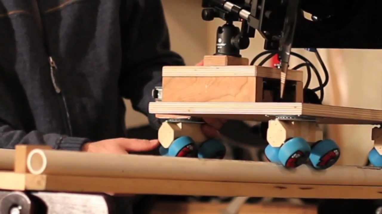 DIY Time-lapse Dolly w. Joshua VP