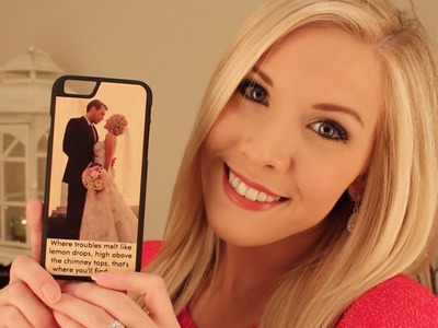 Holiday Gift Ideas *Custom DIY iPhone Cases*