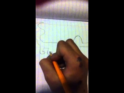 How To Draw An Animal Jam Arctic Wolf
