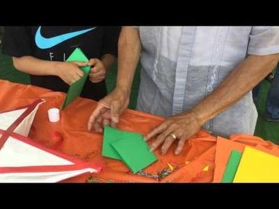 How to make a Christmas Lantern ( Parol)