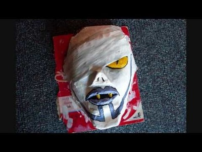 How To Make A Shinigami Mask
