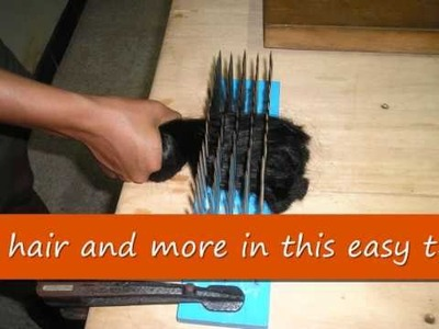 How to make hand tied wefts,The Complete Guide to making hand wefts
