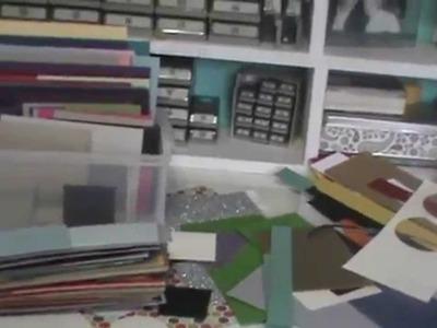 How to sort & store scrap paper.
