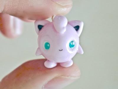 Jigglypuff Polymer Clay Tutorial