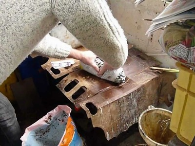 Make Briquettes from Newspapers Sawdust & WVO Fat to Heat Your Home For Free