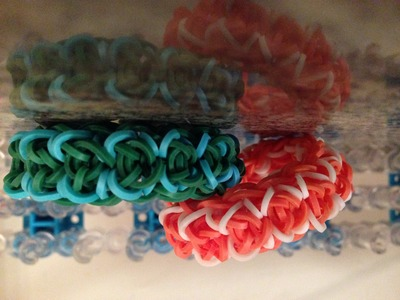 *NEW!* How to Make a Rainbow Loom Belmer Bracelet!