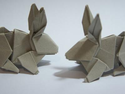 Origami Rabbit (Hsi-Min Tai)