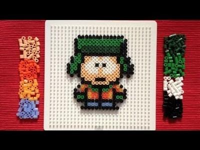 Perler Bead Tutorial: South Park (Kyle)
