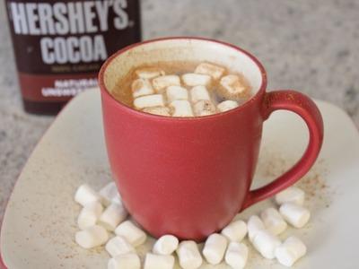 Best Homemade Hot Chocolate Recipe