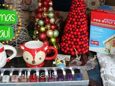 Christmas Decor:  Pier 1 & Target Holiday Haul
