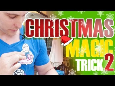 Cool Magic Trick: Learn A Cool Magic Trick Over Xmas - Trick 2