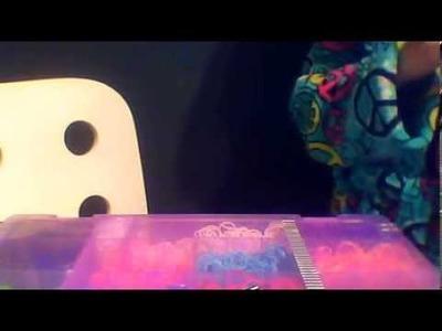 Decorating your rainbow loom box