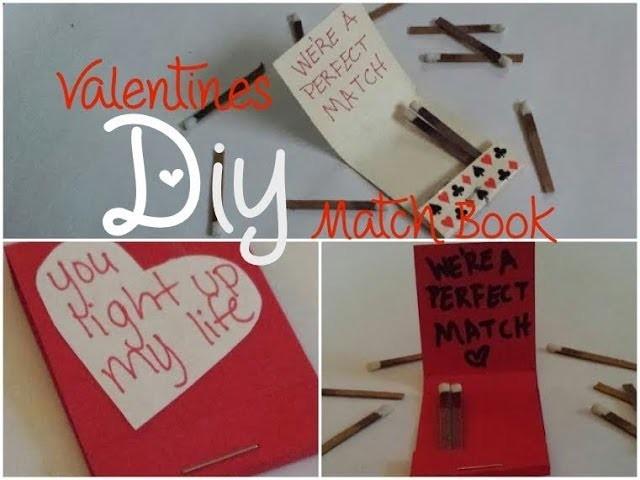 DIY for the Boyfreind: Cute Love Note