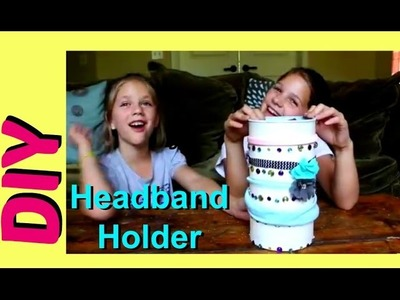 DIY Headband Holder & Giveaway !! | Jazzy Girl Stuff