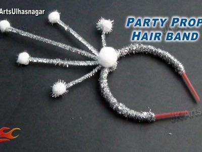 DIY Party Prop Hairband.Headband for New Year, Christmas, Birthday | JK Arts 802