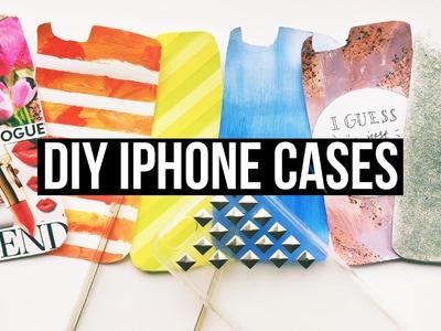 DIY TUMBLR IPHONE CASES