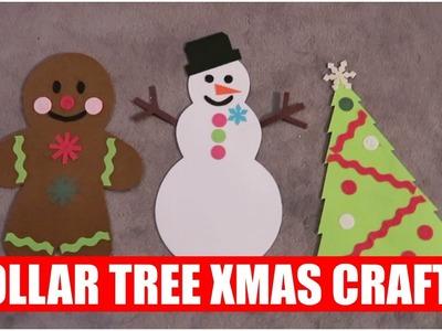 DOLLAR TREE CHRISTMAS CRAFTS! - November 2, 2015