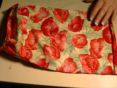 Drawstring Bag (Sewing For Beginners)
