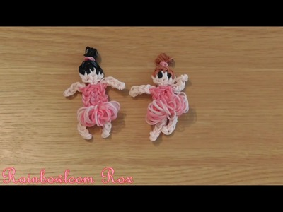 How To Make A Rainbow Loom Ballerina
